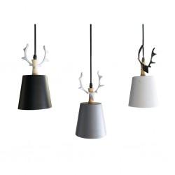 Deer -Set Metal Pendant Lamp /6022