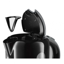 "Bosch TWK7603 1.7L Cordless 2200W Black Kettle ""O"""