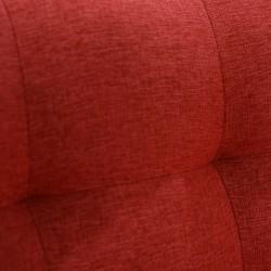 Mallo Sofa Bed Red fabric