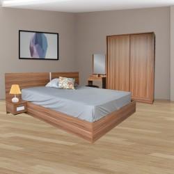 Lydia Bedroom Set 180x200 cm in PB Cherry