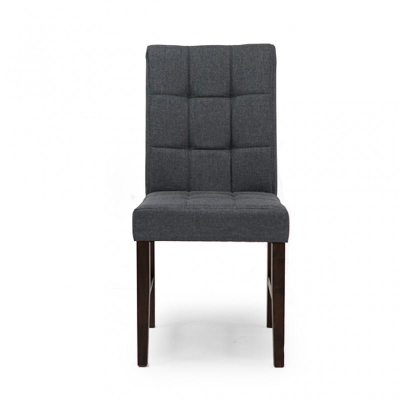 Dyna Stretcher Chair Grey Fabric
