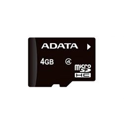 ADATA MEMORY CARD 4GB
