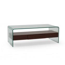 Albena Coffee Table Glass/MDF