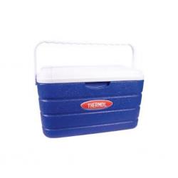 "Thermos 7709 10L Hard Cool Box Blue""O"""
