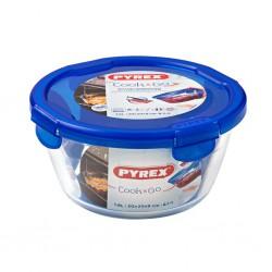 "Pyrex COOK AND GO 19cm Medium Round Dish ""O"""