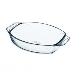 """Pyrex Glass 2L Oval Roaster 30x21 """"O"""""""