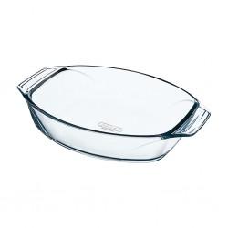 """Pyrex Glass 3L Oval Roaster 35x24 """"O"""""""