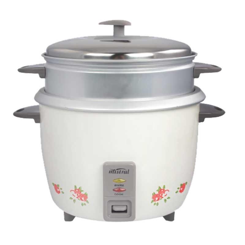 Mistral MRC280E 2.8L Rice Cooker