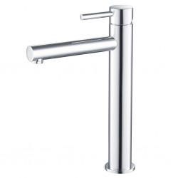 Aquavit lever single Vessel Basin mixer, Chrome AT090212CH