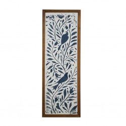 Inspire Picture Frame 40x112cm Carved Pattern MDF