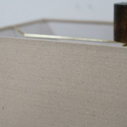 Still Metal& Decor Lamp 40x40cm