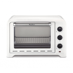 Moulinex OX481100 39L White Electric Oven
