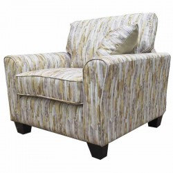 Chelsea Hill Accent Chair in Fabric