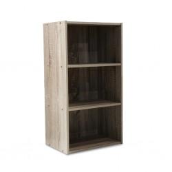 Nexus Shelving Cabinet S.Eiche PB W50xH80xD29cm
