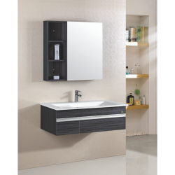 Sadie Bathroom Furniture 70106 Black