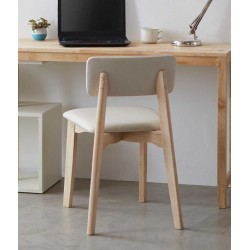 Austin Chair Rubberwood