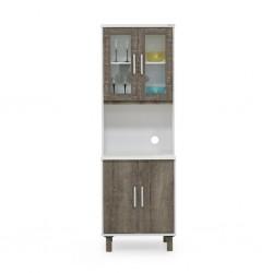 Cocktail Kitchen Cabinet 4 Doors PB