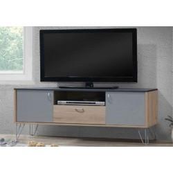 Rennes Low TV Cabinet 2 Drs/1 Drw
