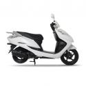 Honda Elite White 124cc Scooter