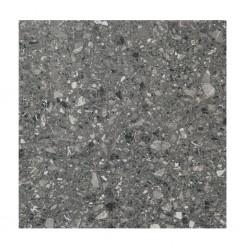 Terrazzo Tiles 60x60 cm Dark Grey