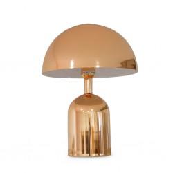 Copper Glaze Table Lamp Metal 42x32x13cm