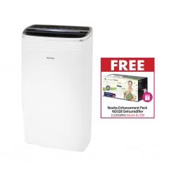 Novita ND328 20L Laundry Fresh Dehumidifier & Free Novita Enhancement Pack ND328 Dehumidifier