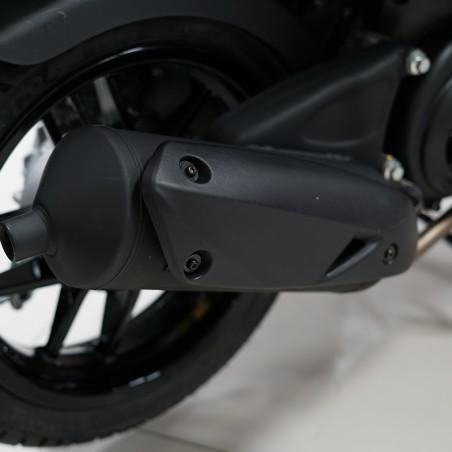 Aprilia SR150 154.80cc Black Scooter