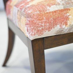Carbini Accent Chair in Fabric