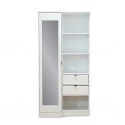 Poesia Multipurpose Cabinet 1 Door + 2 Drawers PB