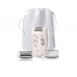 Philips HP6423/00 Satinelle Epilator +Shaving Head