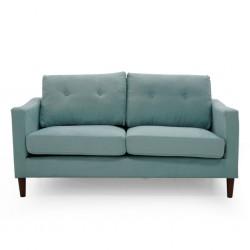 Castellina Sofa 3+2 Turquoise Fabric