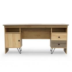 Ebony Office Table PB