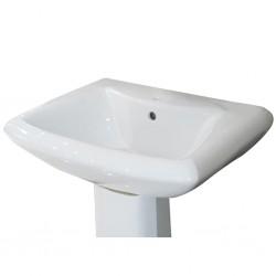 Diplomat Above Counter W.Basin Porcelain White 513