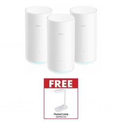 Huawei WiFi Mesh (3*Pack) & Free Huawei Lamp