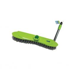 """Faabi FAA008-FB5017BR Broom With Handle """"O"""""""