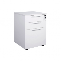Pedestal With 2 Small & 1 Filling Drawers