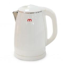 Mistral MEK170DW 1.7L White Kettle