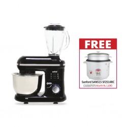 Sanford SAN514 SF1365SM 2YW Stand Mixer/Blender & FREE Sanford SAN515 SF2514RC 1.5L 2YW Rice Cooker