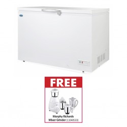 Ocean OCE 600 DUO A+ Freezer & FREE Morphy Richards IconSupreme 750W 2YW Mixer Grinder