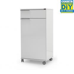 Diamond Multipurpose Mobile Cabinet W/1 Drwr Plus