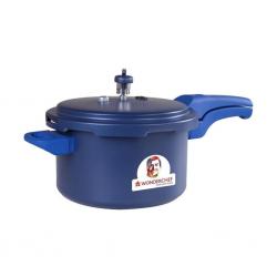 """Wonderchef WON147 3L Blue Health Guard Pressure Cooker 2YW """"O"""""""