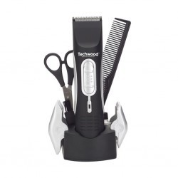"""Techwood TTS 77 Rechargeable Hair Clipper """"O"""""""