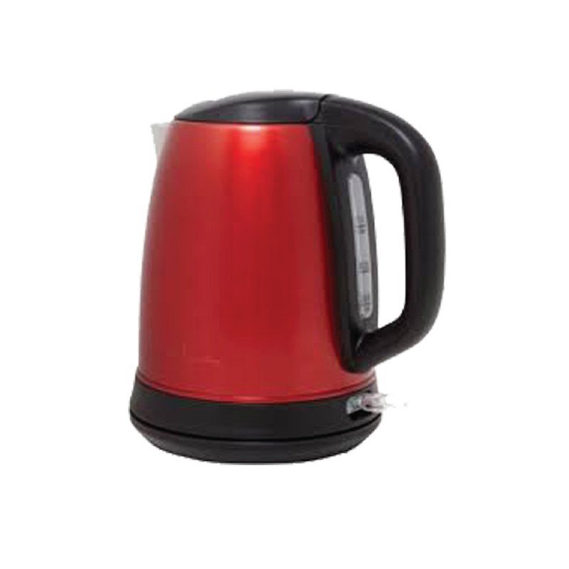 Moulinex BY550510 Subito 1.7L S/S Red Kettle