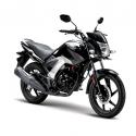 Honda CBF 160F 163cc Black Motorbike