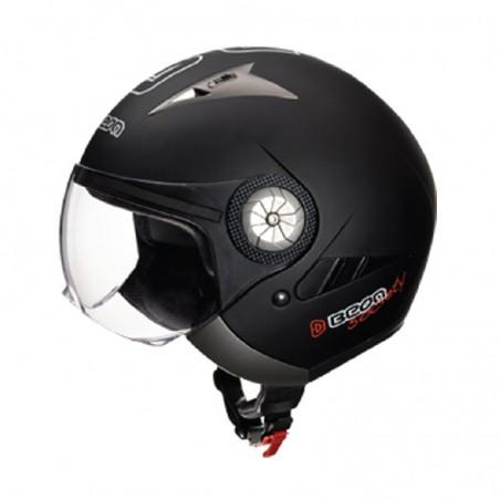 Beon B216 Black Helmet
