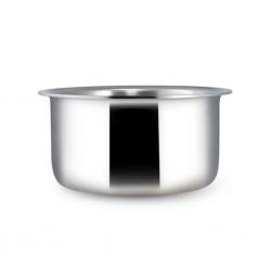 """Wonderchef Nigella WON479 16cm Cookpot TriPly S/S Induction 10YW - 63153483 """"O"""""""