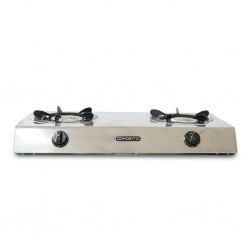 Concetto CG-2049 S/Steel Double Burner Gas Stove