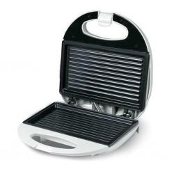 Moulinex SM156140 Silver Sandwich & Grill Maker