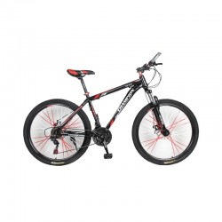 "Champion YM MB 53 26"" Black/Red 26"" Bike"