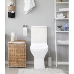 Dura Closed Coupled WC Color White SWSONSA-2021W